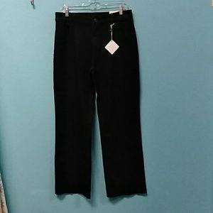 NWT Chico's platinum trouser jeans indigo 1.5 12